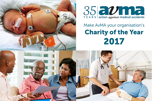 AvMA Charity of the Year 2017