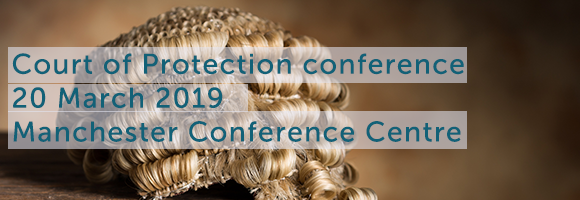 AvMA Court of Protection Conference, 20 March 2019, Manchester