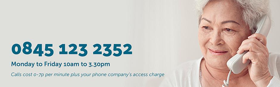 AvMA Helpline number