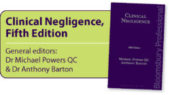 clinical negligence 5edn logo